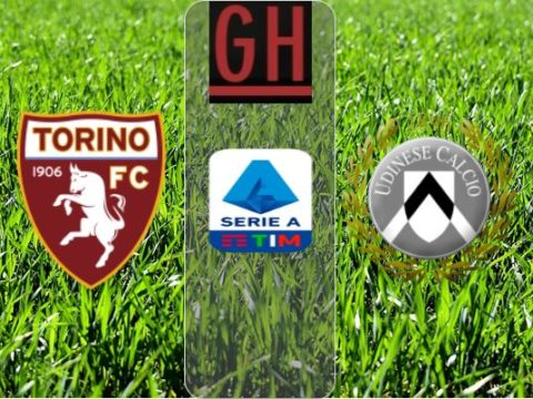 Torino vs Udinese - Watch goals and highlights football Serie A 2019-2020