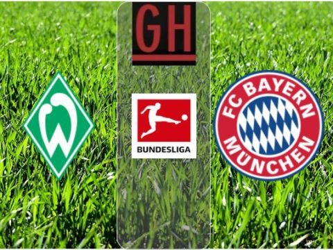 Werder Bremen 0-1 Bayern Munich, Watch goals and highlights football BundesLiga 2019-2020