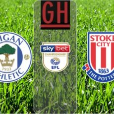 Wigan vs Stoke - Watch goals and highlights football Championship 2019-2020