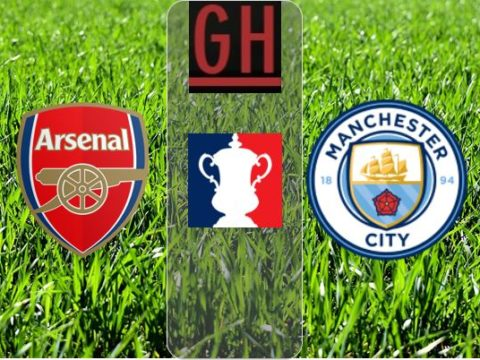 Arsenal vs Manchester City SEMI FINAL - Watch latest football goals and highlights FA Cup 2019-2020