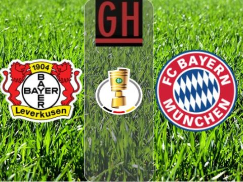 Bayer Leverkusen vs Bayern Munich - Watch goals and highlights football DFB Pokal 2019-2020