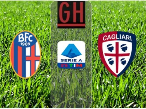 Bologna vs Cagliari - Watch goals and highlights football Serie A 2019-2020