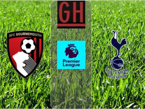 Bournemouth vs Tottenham - Watch goals and highlights football Premier League 2019-2020
