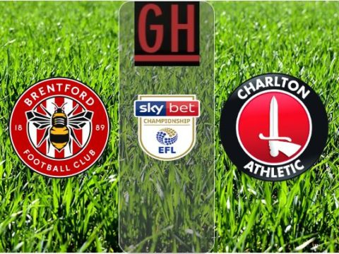 Brentford vs Charlton - Watch goals and highlights football Championship 2019-2020
