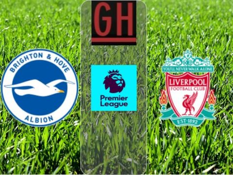 Brighton vs Liverpool - Watch goals and highlights football Premier League 2019-2020