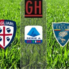 Cagliari vs. Lecce - Watch goals and highlights football Serie A 2019-2020