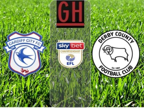 Cardiff 2-1 Derby - Watch goals and highlights football Championship 2019-2020