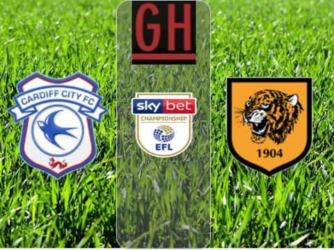 Cardiff vs Hull - Watch goals and highlights football Championship 2019-2020
