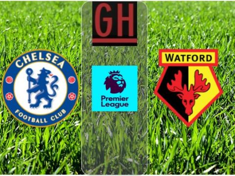 Chelsea vs Watford - Watch goals and highlights football Premier League 2019-2020