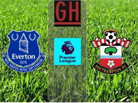 Everton vs Southampton - Watch goals and highlights football Premier League 2019-2020
