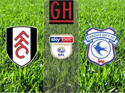 Fulham vs Cardiff - Watch goals and highlights football Championship 2019-2020