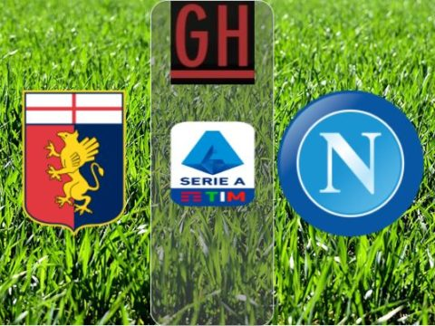 Genoa vs Napoli - Watch goals and highlights football Serie A 2019-2020