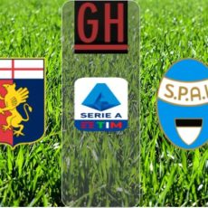 Genoa vs Spal - Watch goals and highlights football Serie A 2019-2020