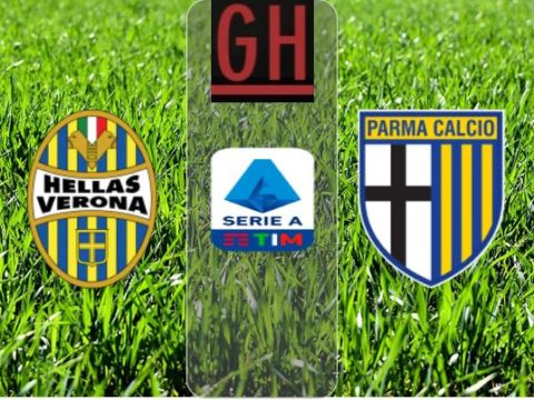 Hellas Verona vs Parma - Watch goals and highlights football Serie A 2019-2020