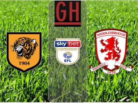 Hull vs Middlesbrough - Watch goals and highlights football Championship 2019-2020