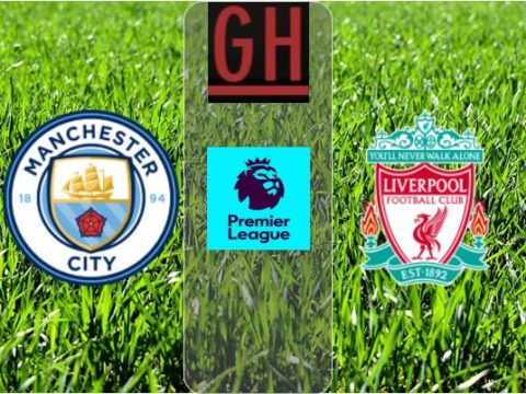 Manchester City vs Liverpool - Watch goals and highlights football Premier League 2019-2020