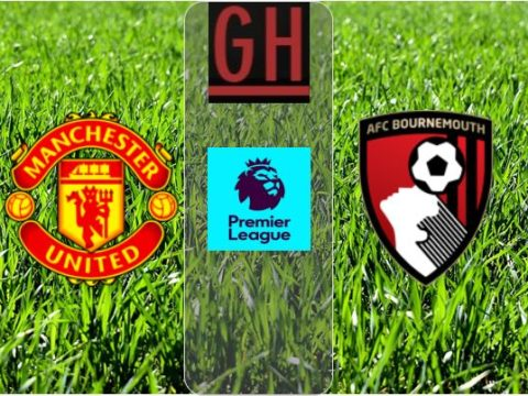 Manchester United vs Bournemouth - Watch goals and highlights football Premier League 2019-2020