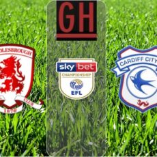 Middlesbrough vs Cardiff - Watch goals and highlights football Championship 2019-2020