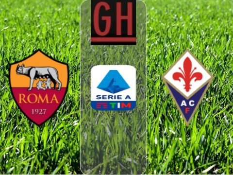 Roma vs Fiorentina - Watch goals and highlights football Serie A 2019-2020