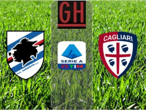 Sampdoria vs Cagliari - Watch goals and highlights football Serie A 2019-2020