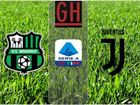 Sassuolo vs Juventus - Watch goals and highlights football Serie A 2019-2020
