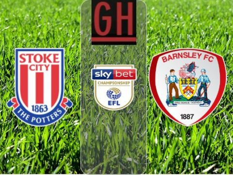 Stoke vs Barnsley - Watch goals and highlights football Championship 2019-2020