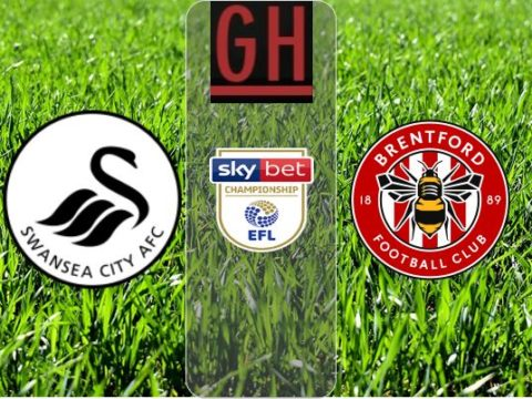 Swansea vs Brentford - Watch goals and highlights football Championship 2019-2020