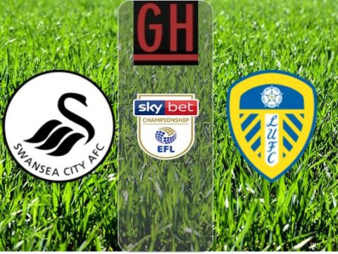Swansea vs Leeds - Watch goals and highlights football Championship 2019-2020