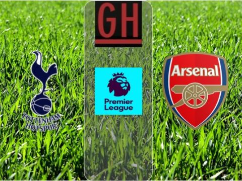 Tottenham vs Arsenal - Watch goals and highlights football Premier League 2019-2020