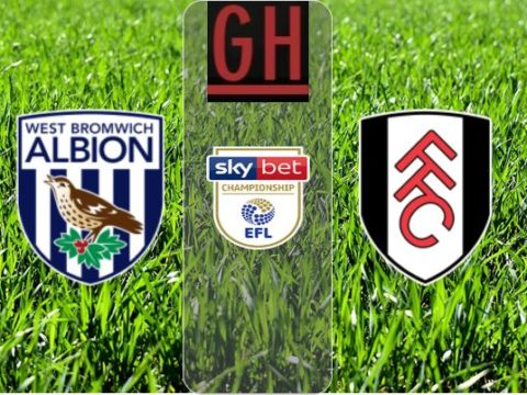 West Bromwich 0-0 Fulham - Watch goals and highlights football Championship 2019-2020