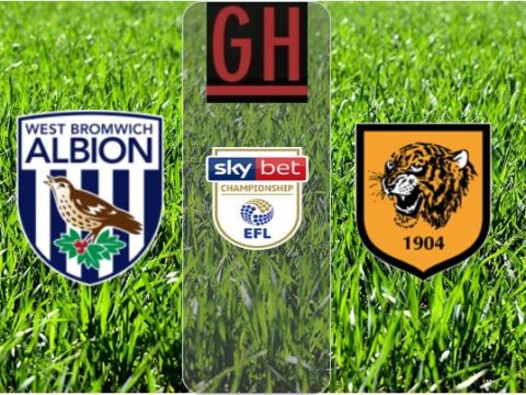West Bromwich vs Hull - Watch goals and highlights football Championship 2019-2020
