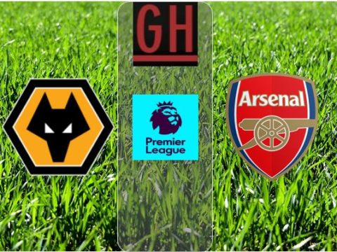 Wolverhampton vs Arsenal - Watch goals and highlights football Premier League 2019-2020