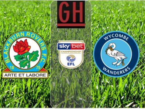 Blackburn vs Wycombe - Watch goals and highlights football EFL Championship 2020-2021
