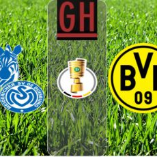 Duisburg vs Borussia Dortmund - Watch goals and highlights football DFB Pokal 2020-2021