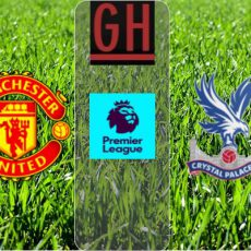 Manchester United vs Crystal Palace - Watch goals and highlights football Premier League 2020-2021