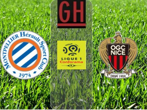 Montpellier vs Nice - Watch goals and highlights football Ligue 1 Conforama 2020-2021