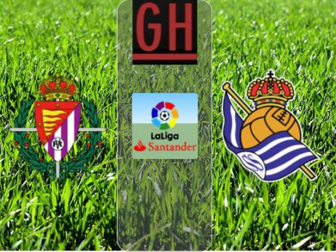 Valladolid vs Real Sociedad - Watch goals and highlights football LaLiga Santander 2020-2021