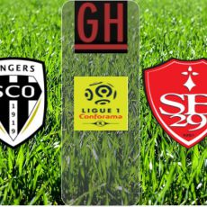Watch Angers vs Brest - Ligue 1 Conforama 2020-2021
