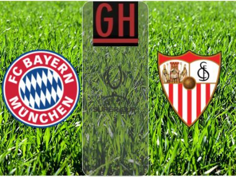 Watch Bayern Munich vs Sevilla - UEFA Super Cup 2020-2021