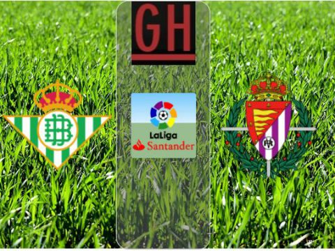 Watch Betis vs Valladolid - LaLiga Santander 2020-2021