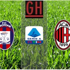Watch Crotone vs AC Milan - Serie A 2020-2021