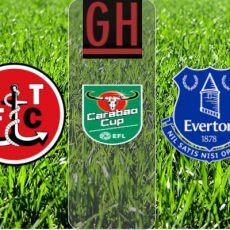 Watch Fleetwood vs Everton - Carabao Cup 2020-2021