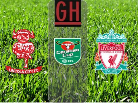 Watch Lincoln vs Liverpool - Carabao Cup 2020-2021