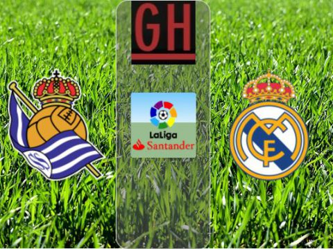 Watch Real Sociedad vs Real Madrid - LaLiga Santander 2020-2021