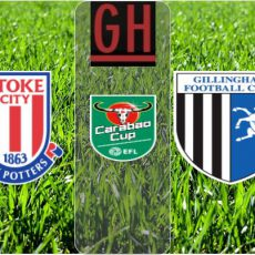 Watch Stoke vs Gillingham - Carabao Cup 2020-2021