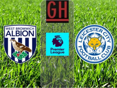 West Bromwich vs Leicester - Watch goals and highlights football Premier League 2020-2021