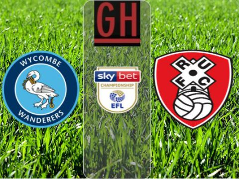Wycombe vs Rotherham - Watch goals and highlights football EFL Championship 2020-2021