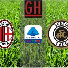 Watch AC Milan vs Spezia - Serie A 2020-2021, football highlights