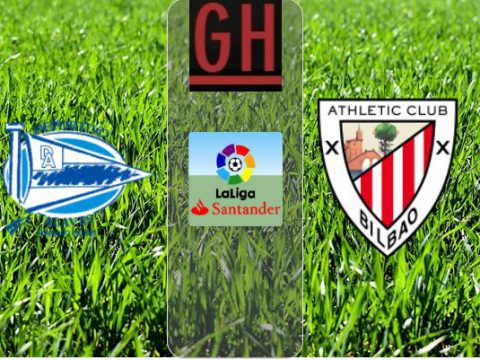 Watch Alaves vs Athletic Bilbao - LaLiga Santander 2020-2021, football highlights