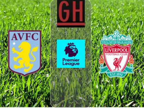 Watch Aston Villa vs Liverpool - Premier League 2020-2021, football highlights